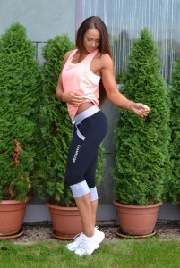 LINDA női fitnesz nadrág