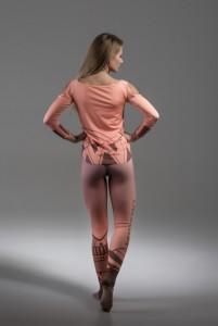 NOELE fitnesz yoga nadrág