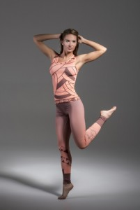 NELANI fitnesz yoga nadrág