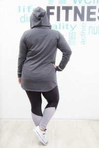ELLA pulóver (Plus size)