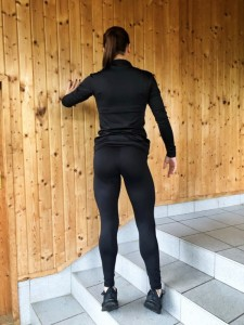 Fabiana black sportnadrág
