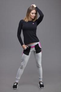 Angi fitnesz sport nadrág